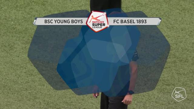 YB - FC Basel, 1. Runde Super League, Highlights ungeschnitten