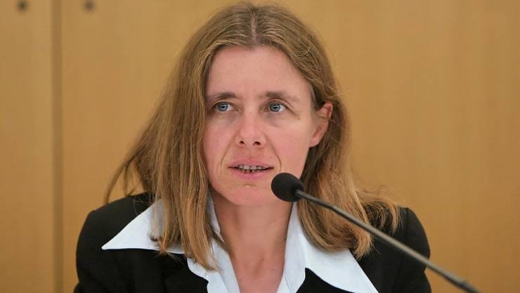 Gewerkschafterin: Pensionskassenexpertin Colette Nova.