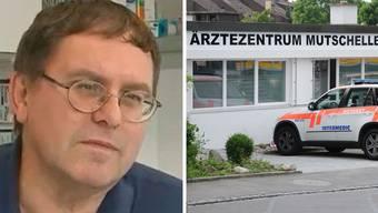 Ingo Malm arbeitete in seinem Ärztezentrum laut der Staatsanwaltschaft widerrechtlich als Arzt. (Archiv)