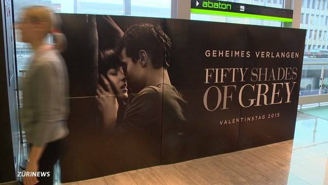 Fifty Shades of Grey legt rekordmässigen Start hin