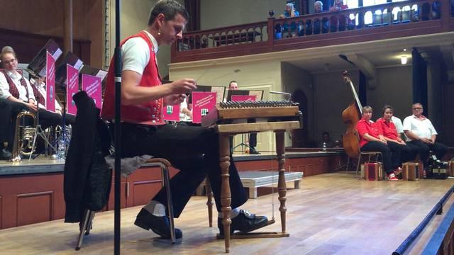 «So tönts a dr HESO»: Klänge und Bilder aus dem Konzertsaal