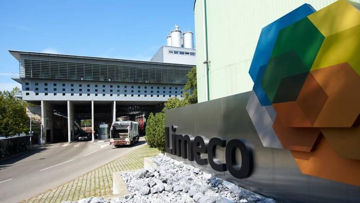 Auf dem Areal des Limmattaler Regiowerks Limeco in Dietikon entsteht die bisher grösste Power-to-Gas-Anlage in der Schweiz.