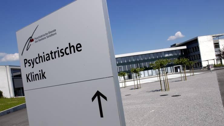 Der Mann war Patient in der Psychiatrischen Klinik in Langendorf und hinterlegte ein Kuvert mit 20'000 Franken. (Archiv)