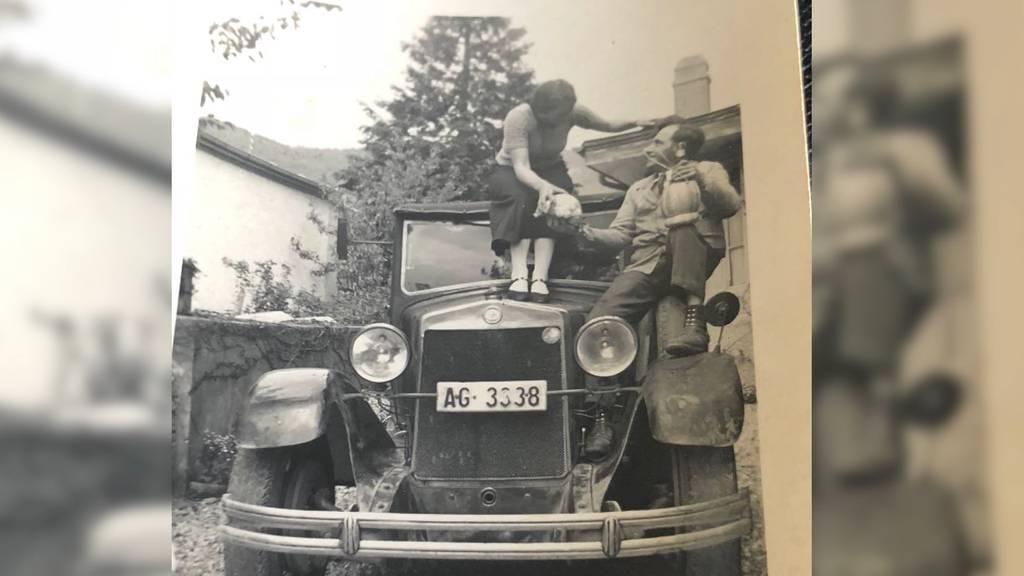 Die Rothrister Giezendanner-Lastwagen sind seit 85 Jahren unterwegs