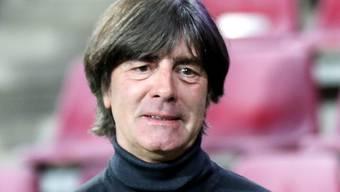 Joachim Löw Deutscher Bundestrainer: «Die Schweiz ist für  jeden Gegner eine  grosse Hürde.»