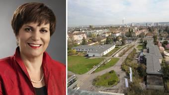 Ursula Fringer Schai wird neue CEO des Felic-Platter-Spitals.