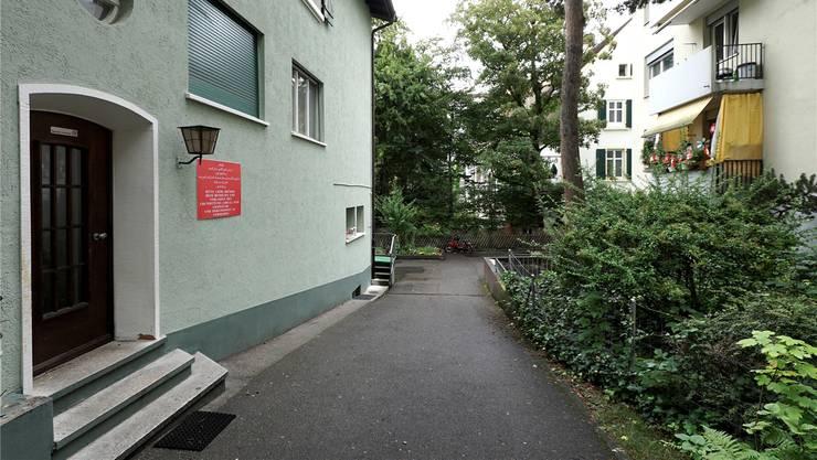 Gegen die Faysal-Moschee an der Friedensgasse in Basel soll bereits eine Untersuchung laufen.