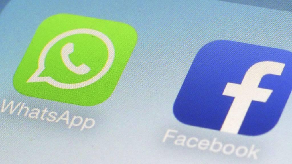 Der Grund für den Ausfall bei Facebook & Co. war laut Firmenangaben kein Hackerangrifif. (Symbolbild)
