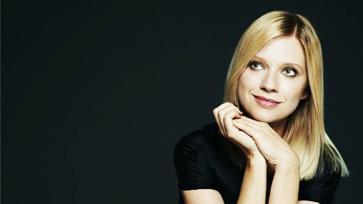 Welt- und Youtube-Star der Klassik: Valentina Lisitsa spielt am Samstag in der Kirche St. Katharina in Kaiserstuhl.