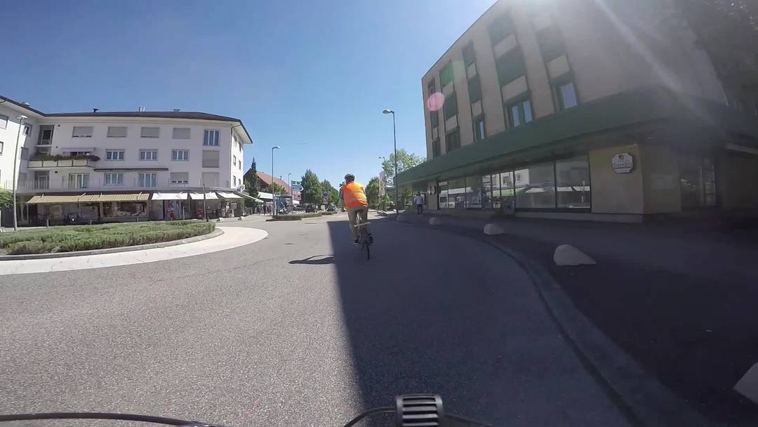 Eine Velotour durch die Agglomeration von Solothurn