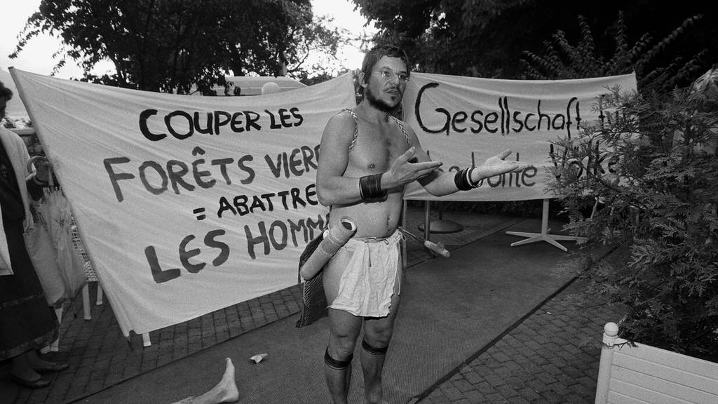 Dokumentation von Bruno Manser in Schweizer Kinos