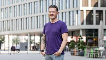 Matthias Lehner hat sich für die Realschule und gegen die Fortsetzung der Karriere als Banker entschieden.