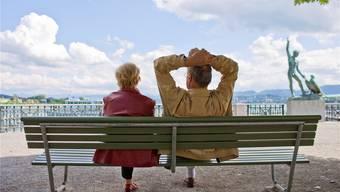 Vielen ist ein langes und gesundes Leben vergönnt: Das erfordert soziale Anpassungen. keystone