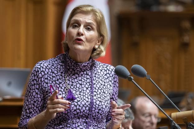 Doris Fiala, Präsidentin der FDP Frauen