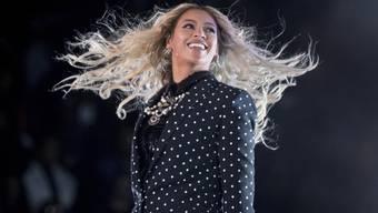 Beyoncé hat sich im September 2017 an der Katastrophenhilfe beteiligt. Sie verteilte in Houston Essen an Opfer des Sturms Harvey. (Archiv)