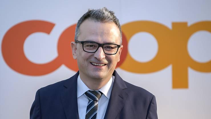 Joos Sutter, Vorsitzender der Geschäftsleitung von Coop.