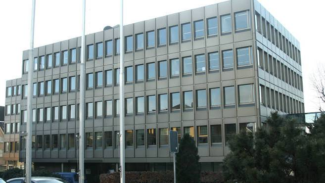 Das Gebäude der Kindes- und Erwachsenenschutzbehörde Linth in Rapperswil.