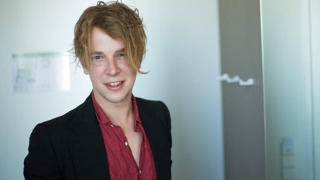 Der englische Songwriter Tom Odell kommt fürs Abschlusskonzert am Sonntag ans OASG.
