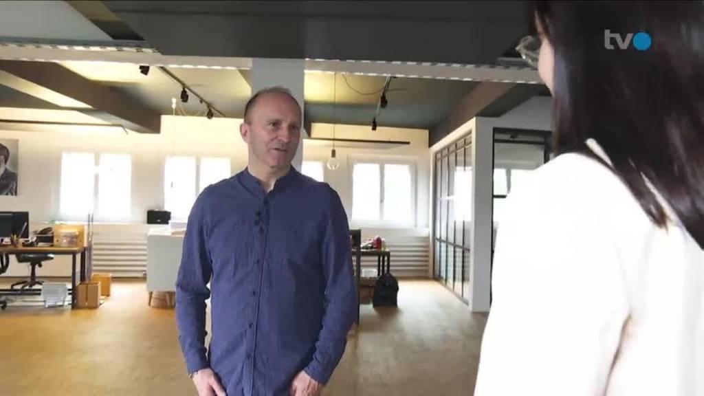Im Gespräch: OASG-Chef Christof Huber