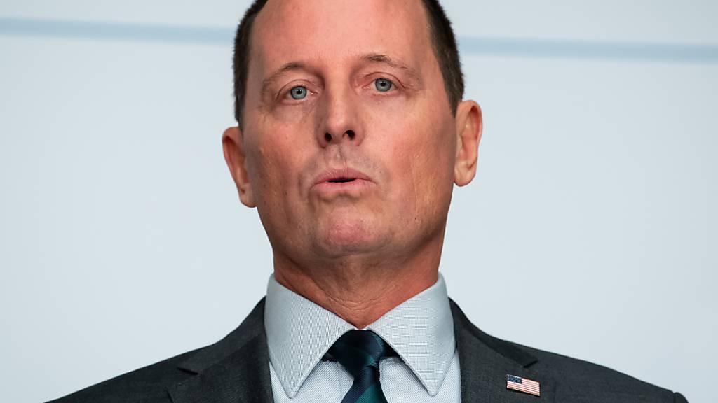 Grenell als US-Botschafter in Deutschland zurückgetreten