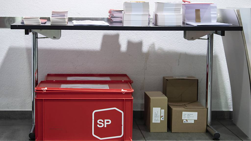 SP-Parteitag in St. Gallen: Strukturreform und Positionspapiere