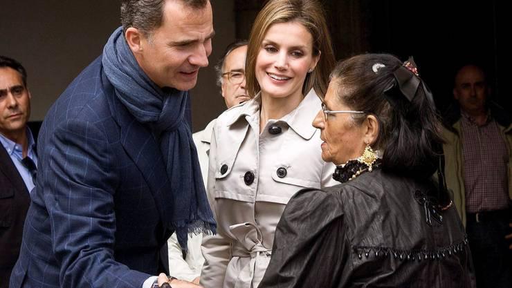 Spaniens künftiger Regent Felipe gilt bei den Monarchisten als Hoffnungsträger.