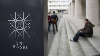 An der Uni Basel sind im Herbstsemester über 13'200 Studenten eingeschrieben.