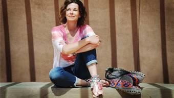 «Es ist etwas Neues für mich, über das Glück zu schreiben»: Milena Moser in ihrer neuen Heimat Santa Fe. Nina Wright
