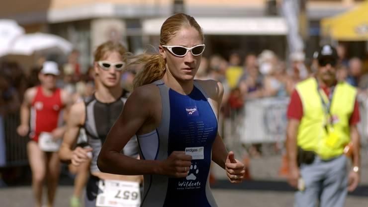Daniela Ryf wird 1987 in Feldbrunnen geboren. Seit 1998 ist Triathlon ihre Leidenschaft.