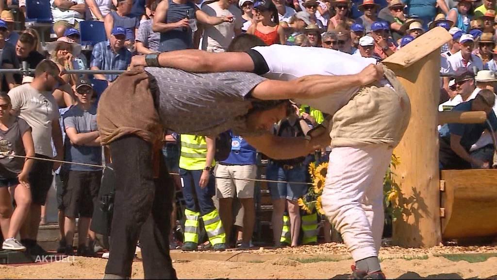 Schwingfest Wittnau wird zum Schmid-Fest
