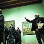Bis um zwei Uhr nachts sind die Basler Museen für die Besucher geöffnet.