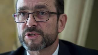 Der Walliser Pascal Strupler ist seit 2010 Direktor des Bundesamts für Gesundheit (BAG).
