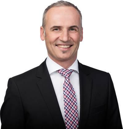 Einwohnerrat und Vize-Einwohnerratspräsident FDP Wettingen