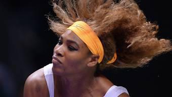 Nach Startschwierigkeiten zum Turniersieg: Serena Williams.