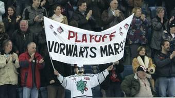 2006 spielte der EHC Basel letztmals NLA-Playoffs. 2020 steht der Verein zwei Ligen tiefer im Halbfinal