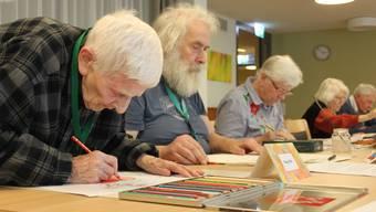 Die SenevitART würdigt die Werke der Bewohner der Altersresidenz
