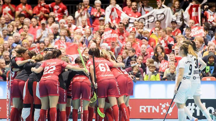 Die Unihockey-WM der Frauen in Neuenburg war zuschauermässig ein voller Erfolg