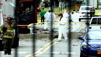 Bei der Autobomben-Explosion an einer Polizeischule in der kolumbianischen Hauptstadt Bogotà  kamen am vergangenen Donnerstag 21 Menschen ums Leben.