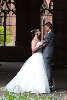 Hochzeit von Bettina und Mondher