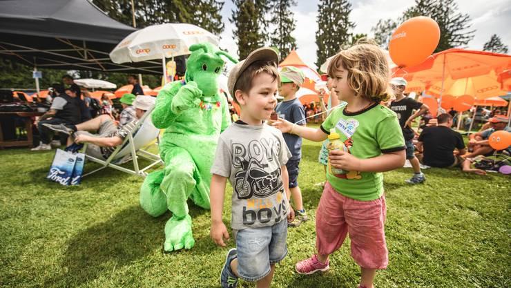 Kinderland Openair 2018 in Grenchen