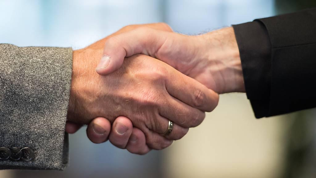 Schweizer KMU setzen in Krise vermehrt auf regionale Übernahmen