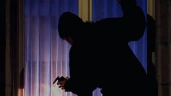 Die Einbrecher gaben zu, sich gewaltsam Zugang in das Einfamilienhaus verschafft zu haben (Symbolbild)