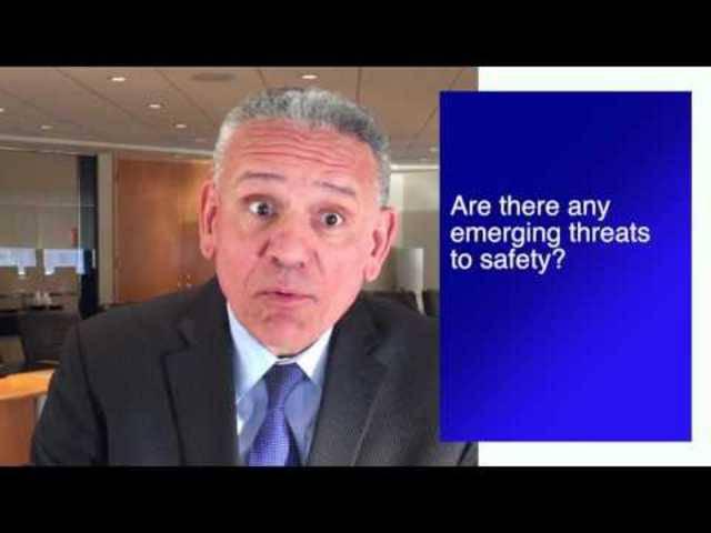 Gilberto Lopez Meyer, Abteilungsleiter für Flugsicherheit bei der Linienluftfahrtorganisation Iata, im Interview