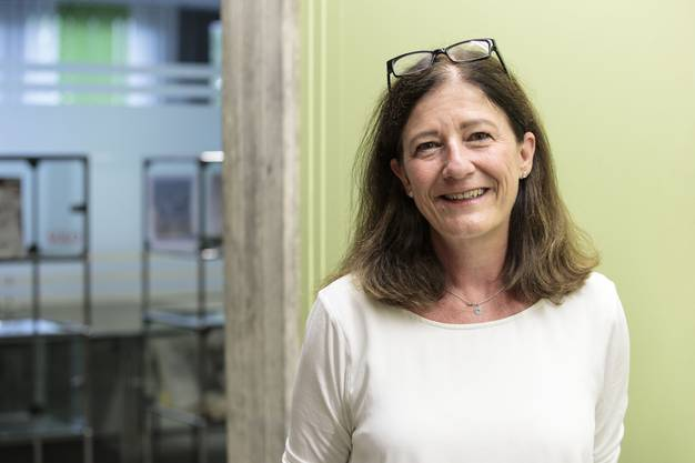 Sylvia Sollberger,Berufsfachschulleiterin am Oltner Berufsvorbereitungsjahr, (BVJ) übernimmt dieses Schuljahr die Leitung des BVJ.