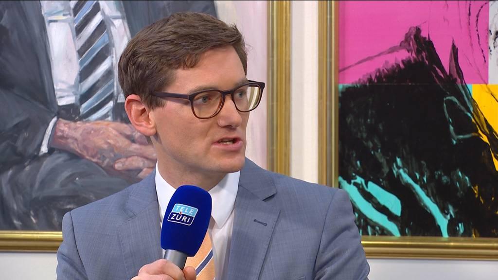 Hans-Jakob Boesch: «Noser ist kein Überflieger»