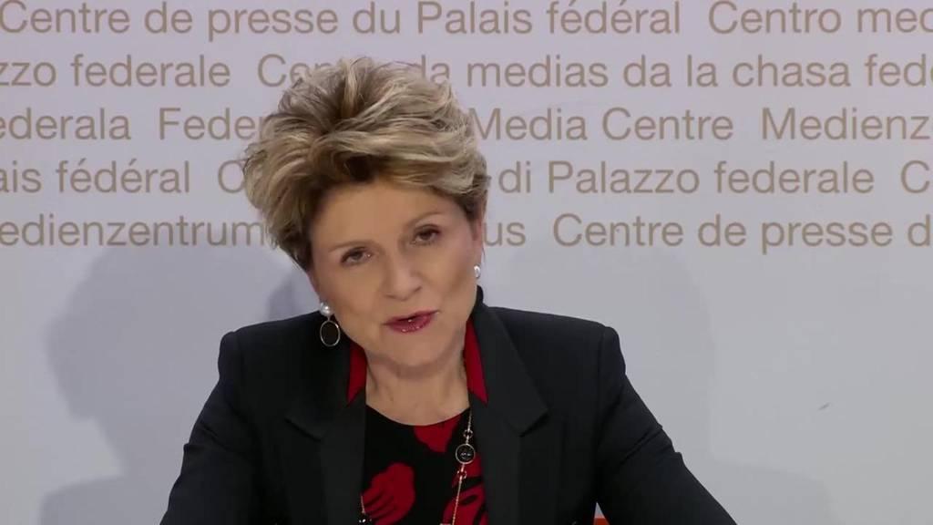 Komplette Pressekonferenz des Bundes vom 4. Mai 2020