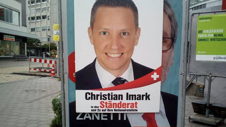 Wahlkampf in Grenchen