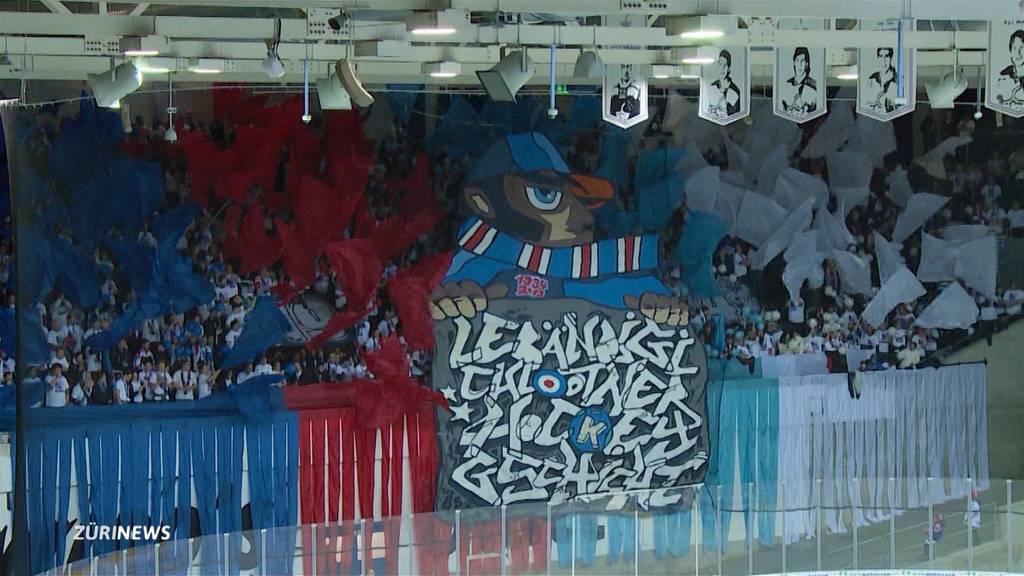 85 Jahre EHC Kloten: Fans und Legenden feiern