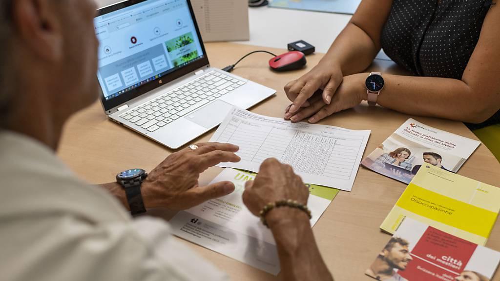 Das RAV Zug geht davon aus, dass im Rahmen des Pilotprojekts «Job Coach» rund 100 Stellensuchende unterstützt werden können. (Symbolbild)