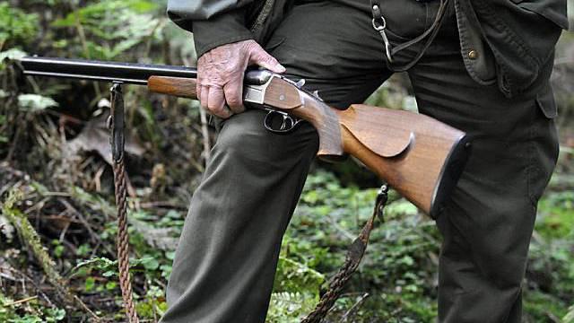 Wer ein Jäger sein will, muss in den Unterricht. (Symbolbild)